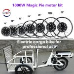 China 48v1kw Electric Bldc Hub Motor Kit For Cargo Trike China Motor For Cargo Trike Hub Motor For Cargo Trike