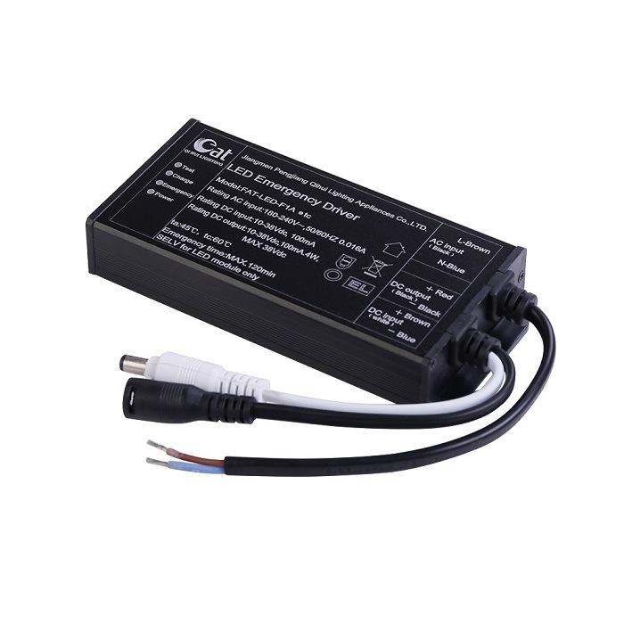 hot item qihui led emergency battery backup kit for downlight