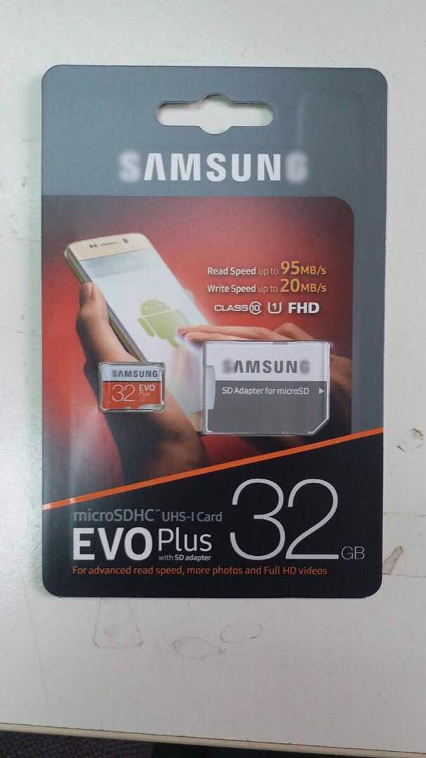 3ee31500ec0 China Factory Whole Real Capacity U3 Evo Plus 16gb 32gb 64gb. Handisk Real  Capacity Microsd 64gb Micro Sd Card ...