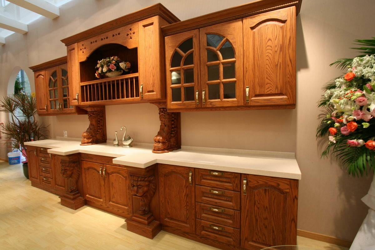 Red Oak Unfinished Cabinet Doors