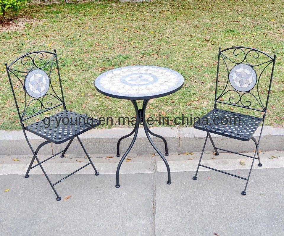 china mosaic tile table garden