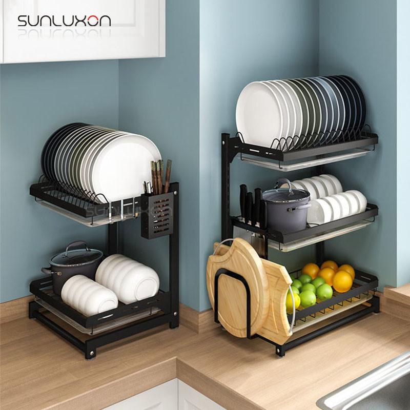 china tableware kitchen storage shelf