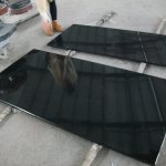China Direct Factory Price Polished Shanxi Black Absolute Black Granite Stone Slabs Tiles China Black Granite Chinese Black
