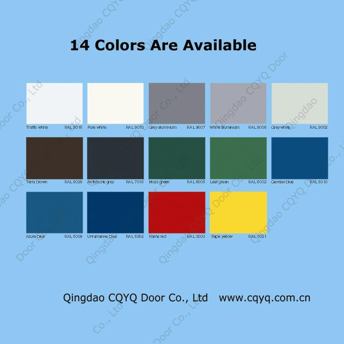 China Garage Doors Colors - China Garage Doors Colors ... on Garage Door Colors Pictures  id=83016