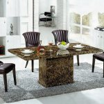 China 2018 Modern Design Dining Sets Dining Table Dining