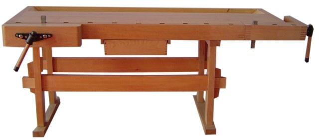 China Wood Work Bench - China wooden bench
