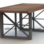 China Custom Industrial Steel Table Legs Metal Fabrication Parts Photos Pictures Made In China Com