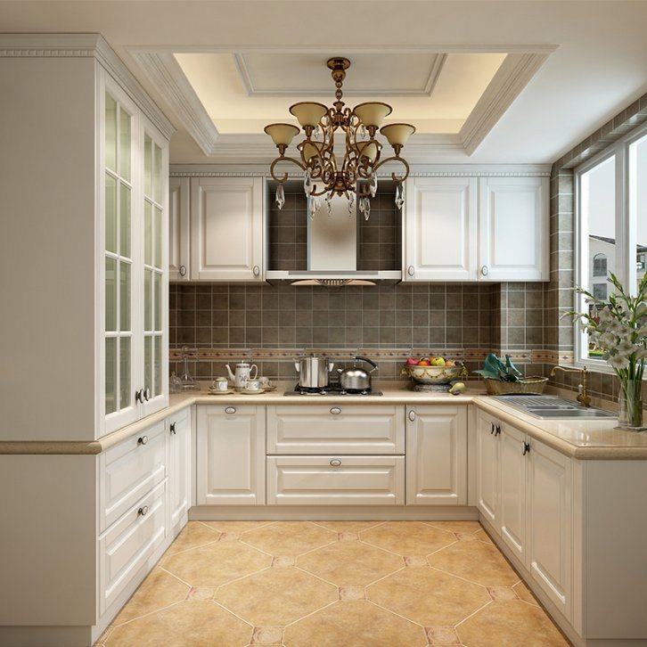 China 2018 New Model Kitchen Cabinet Design - China ... on Model Kitchens  id=81789