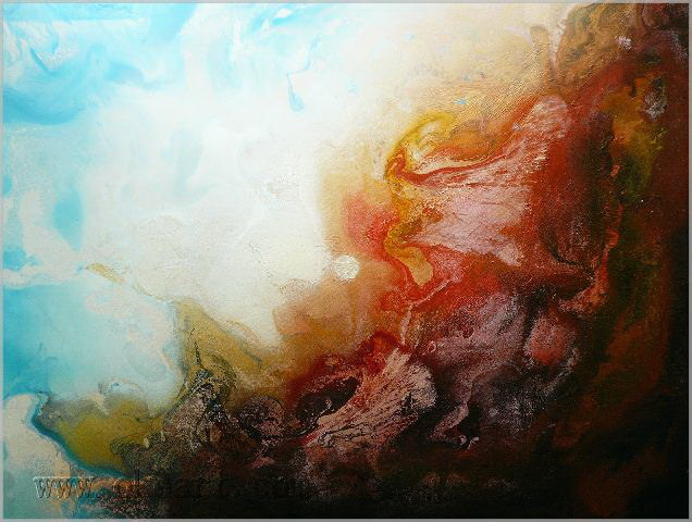 Image Result For Oil Painting Abstract Techniques