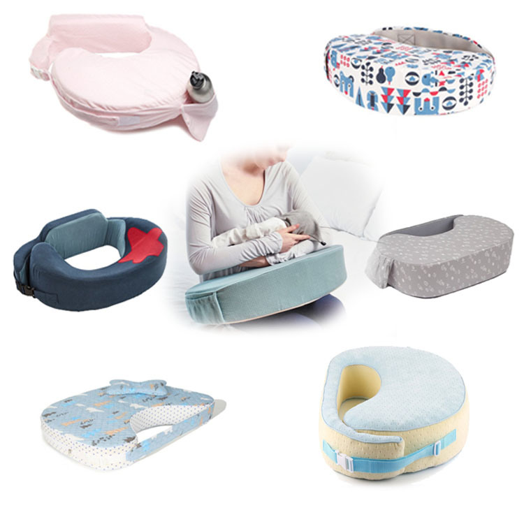hot item soft breastfeeding baby support pillow brest friend deluxe nursing pillow for comfortable posture
