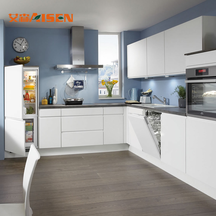 China L Shaped Modern Design Kitchen Cupboard China Kitchen