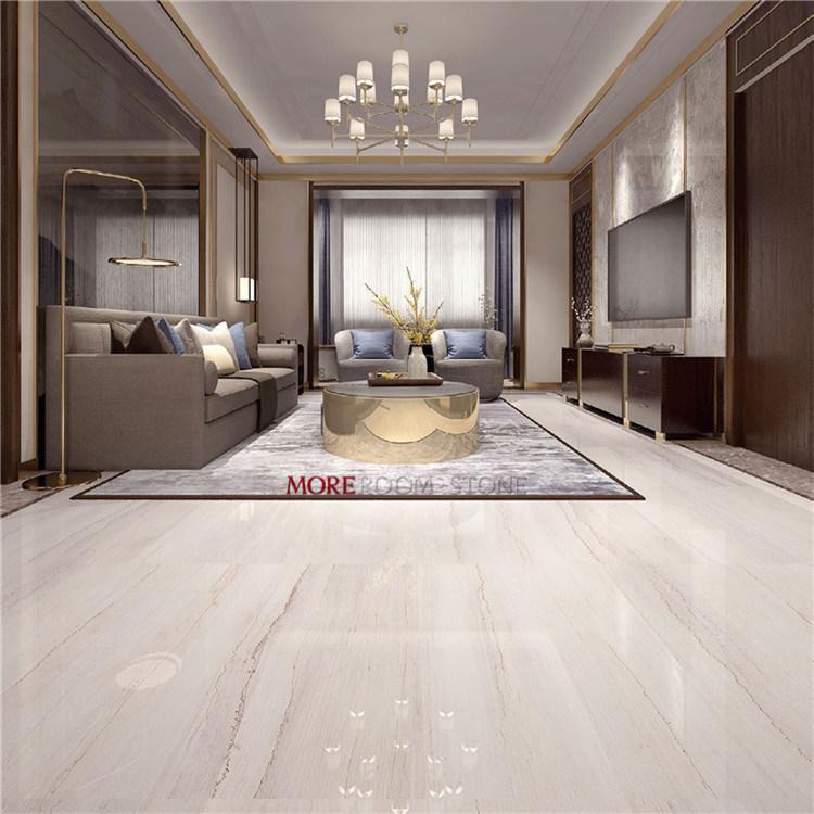 china 32x32 polished beige wood marble