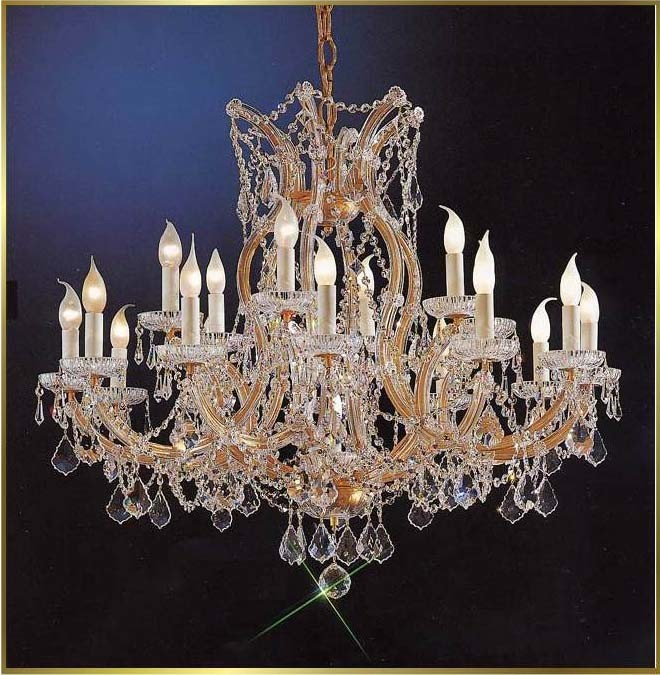 China Maria Theresa Chandelier European Style Crystal