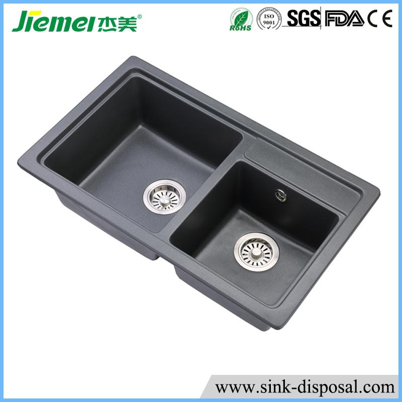 china granite sink quartz stone sink kitchen sink supplier guangdong jiemei technology co ltd
