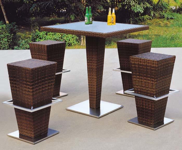 Reclining Garden Furniture
