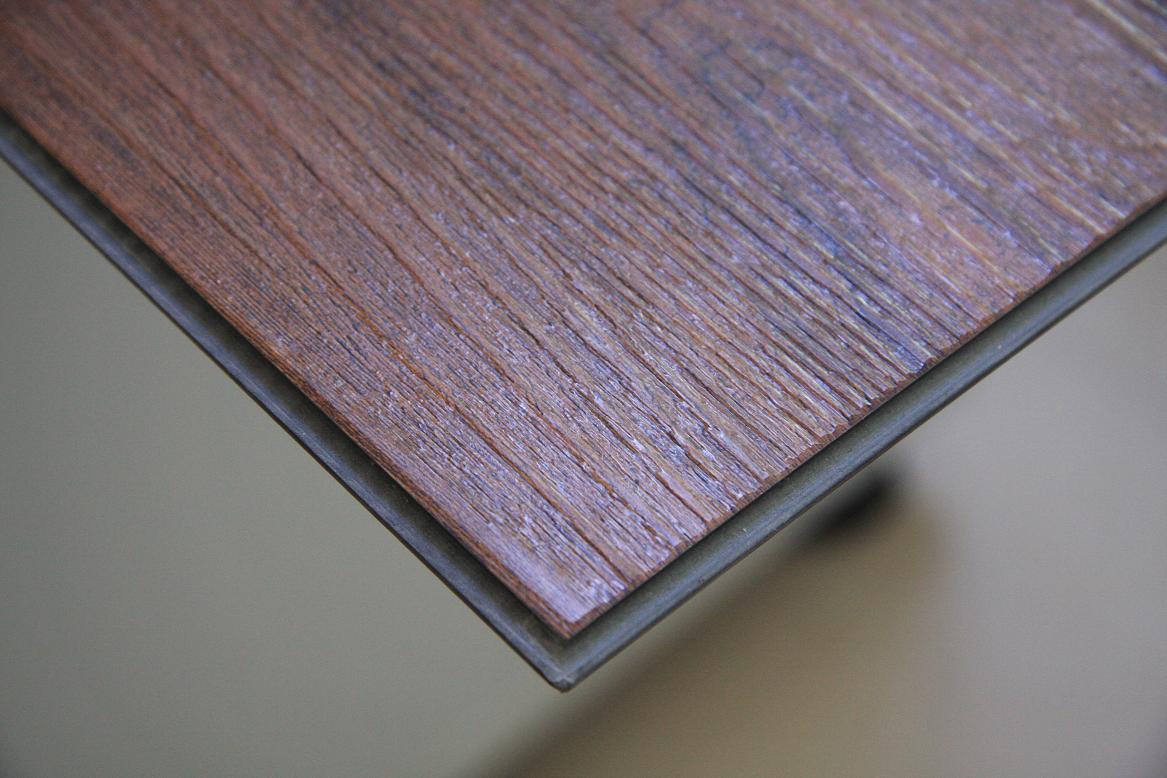 China Laminate Vinyl Tile Of Click System Photos