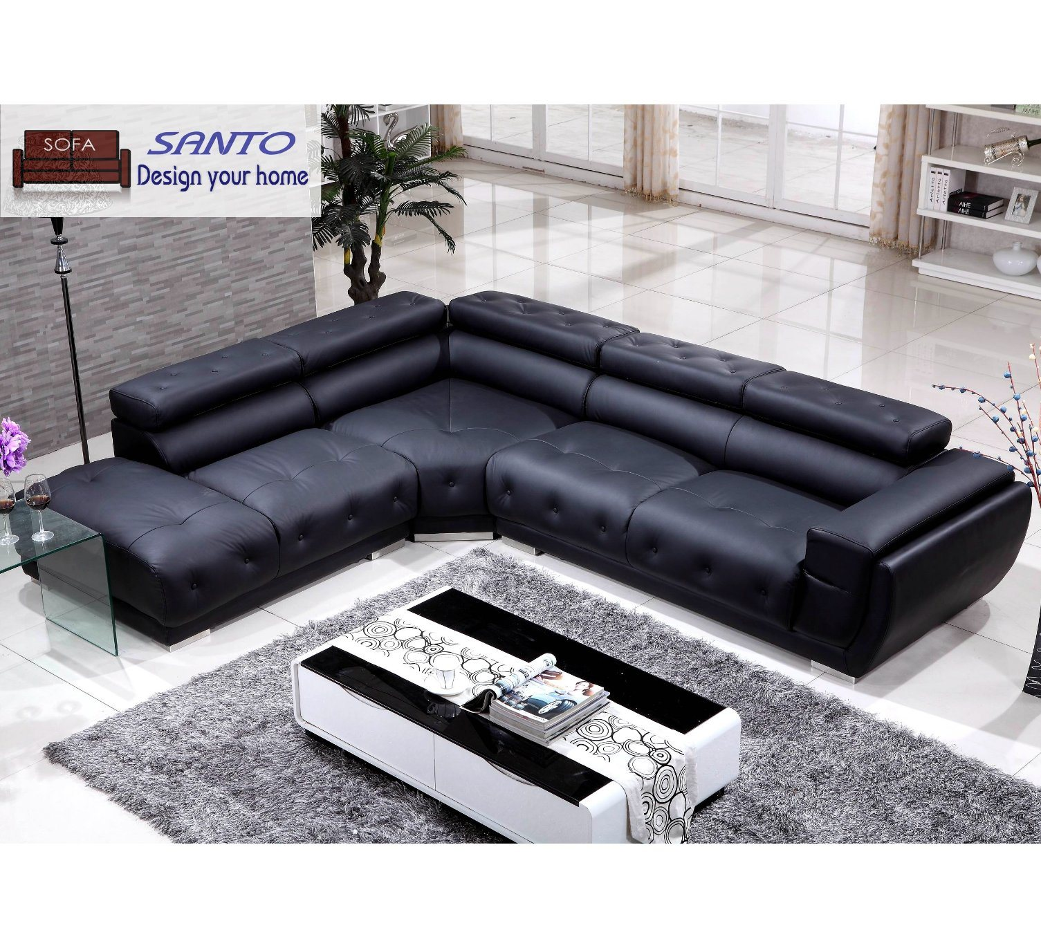 China 2020 Latest Design Sectional Leather Modern Corner Contemporary Corner Lounge Suites Genuine Leather Corner Leisure Corner American Sofa China Sofa Set Sofa