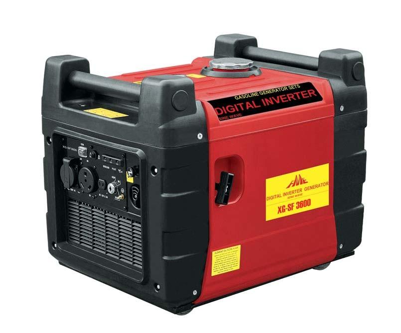 Digital Inverter Generator 3500
