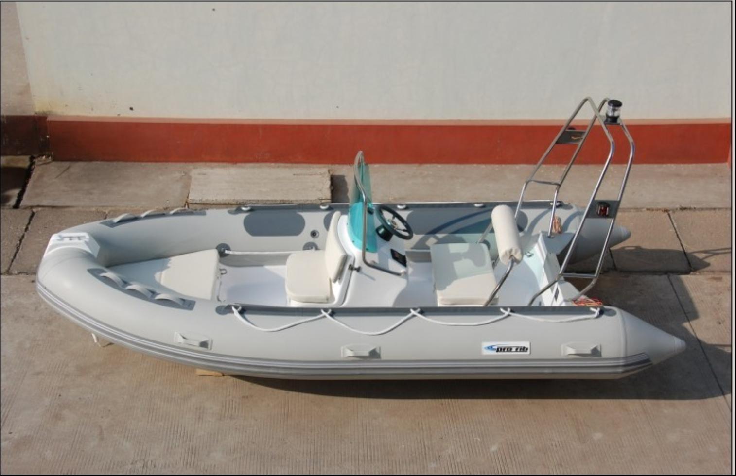 China Inflatable Fishing Rib Dingy Boat 4 3m