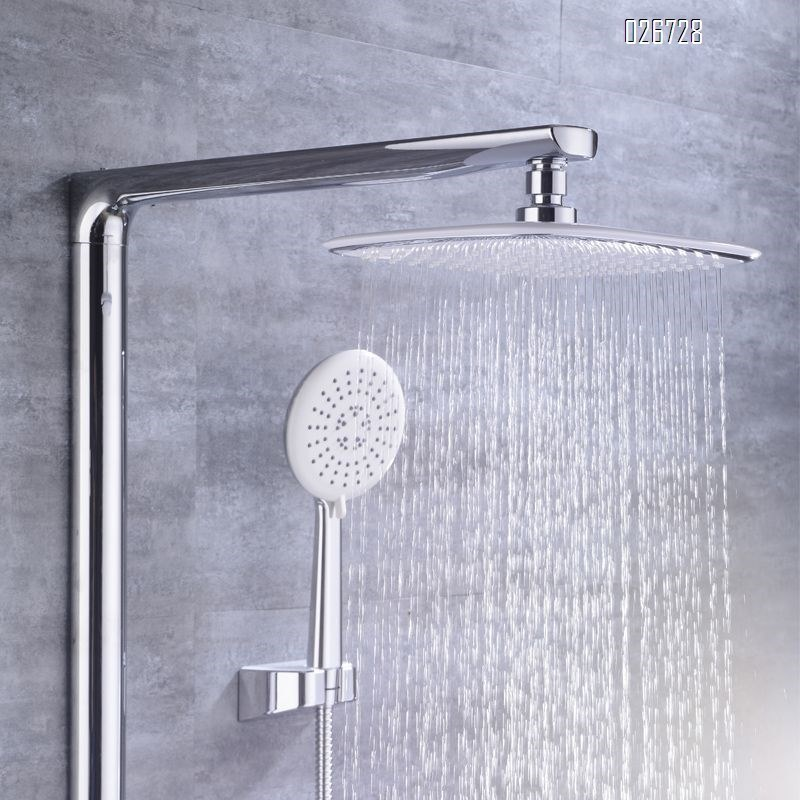 hot item wall mounted bathroom fittings shower mixer bath shower faucets