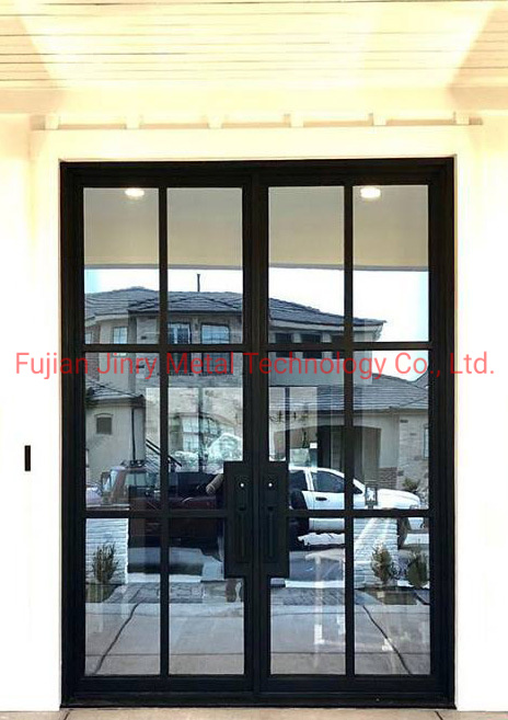 china wrought iron doors double french