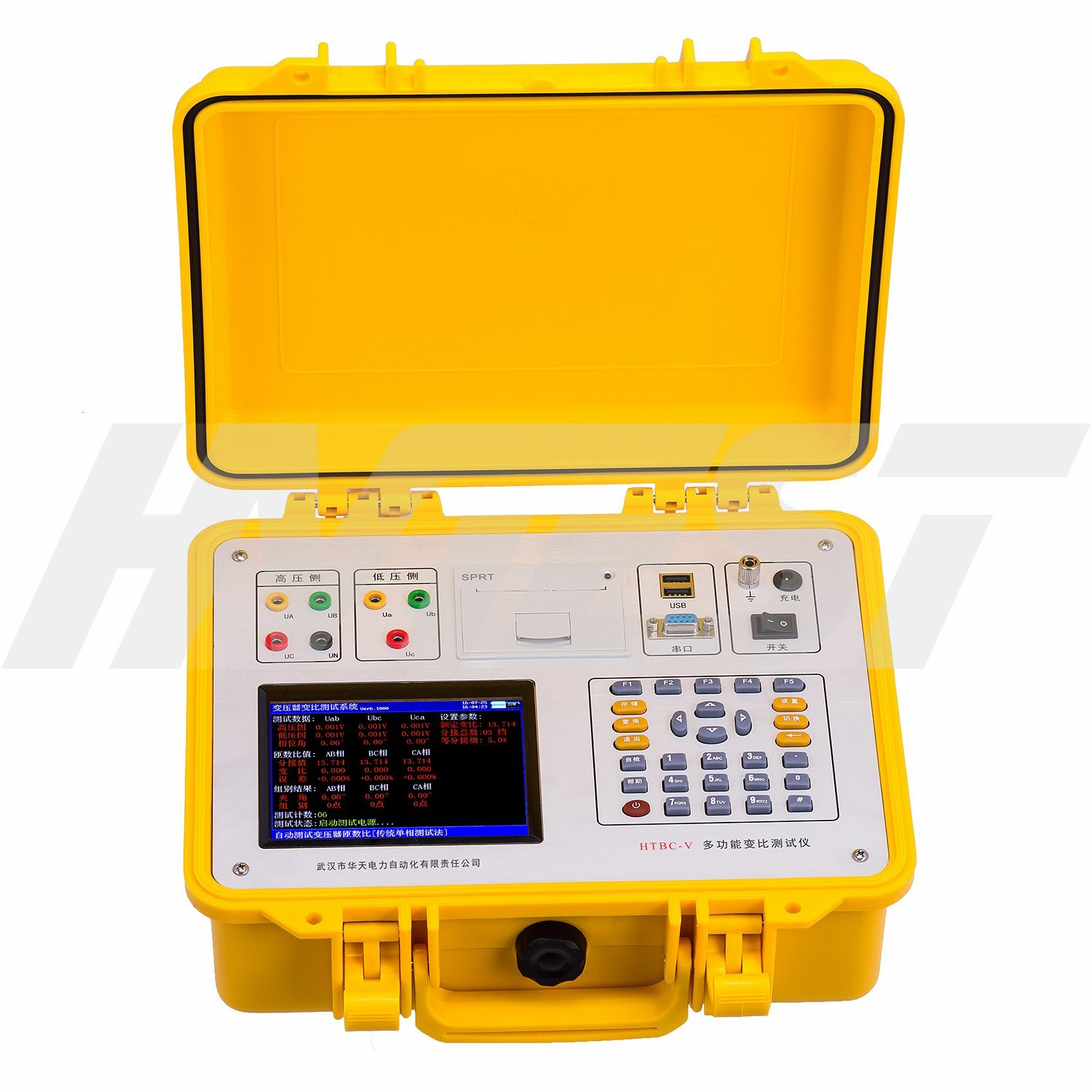 China Digital Ttr Transformer Turns Ratio Meter