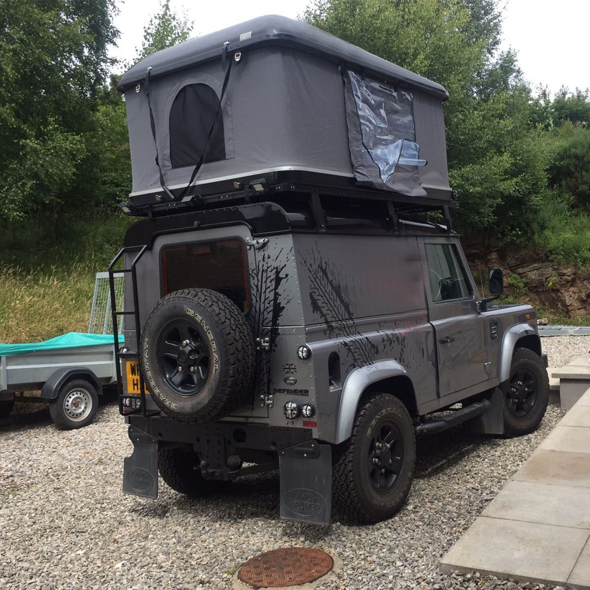 Dining About Sherpa Sherpa Brs Offroad Off Road Camper