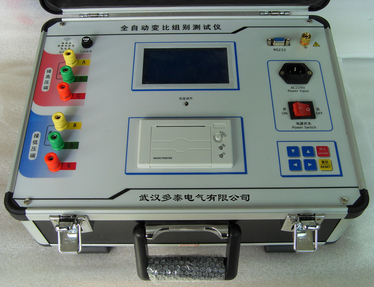 China Transformer Turn Ratio Tester Dtbz