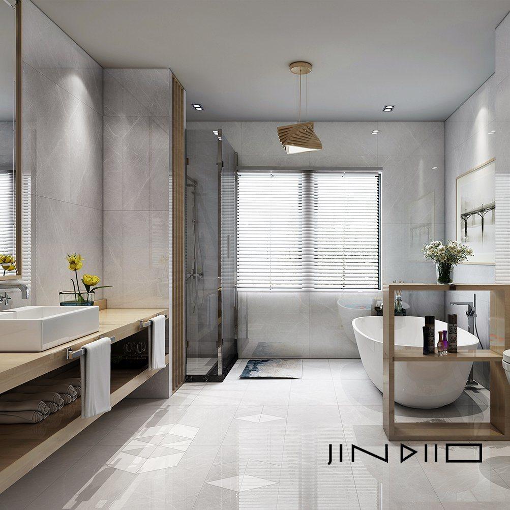 hot item grey tiles bathroom marble designs ceramic floor tiles for 80x80cm