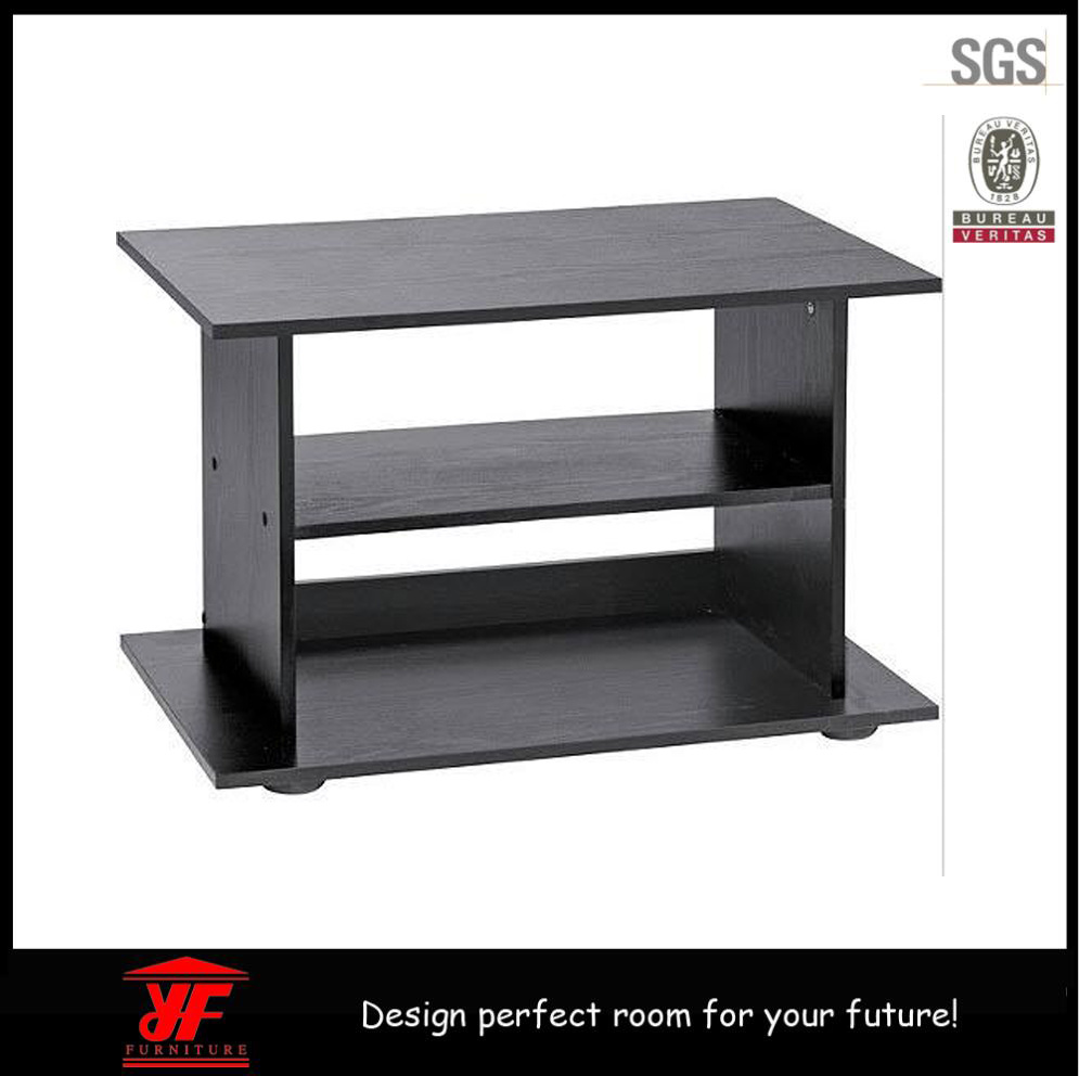 simple lcd tv stand wood tv cabinet