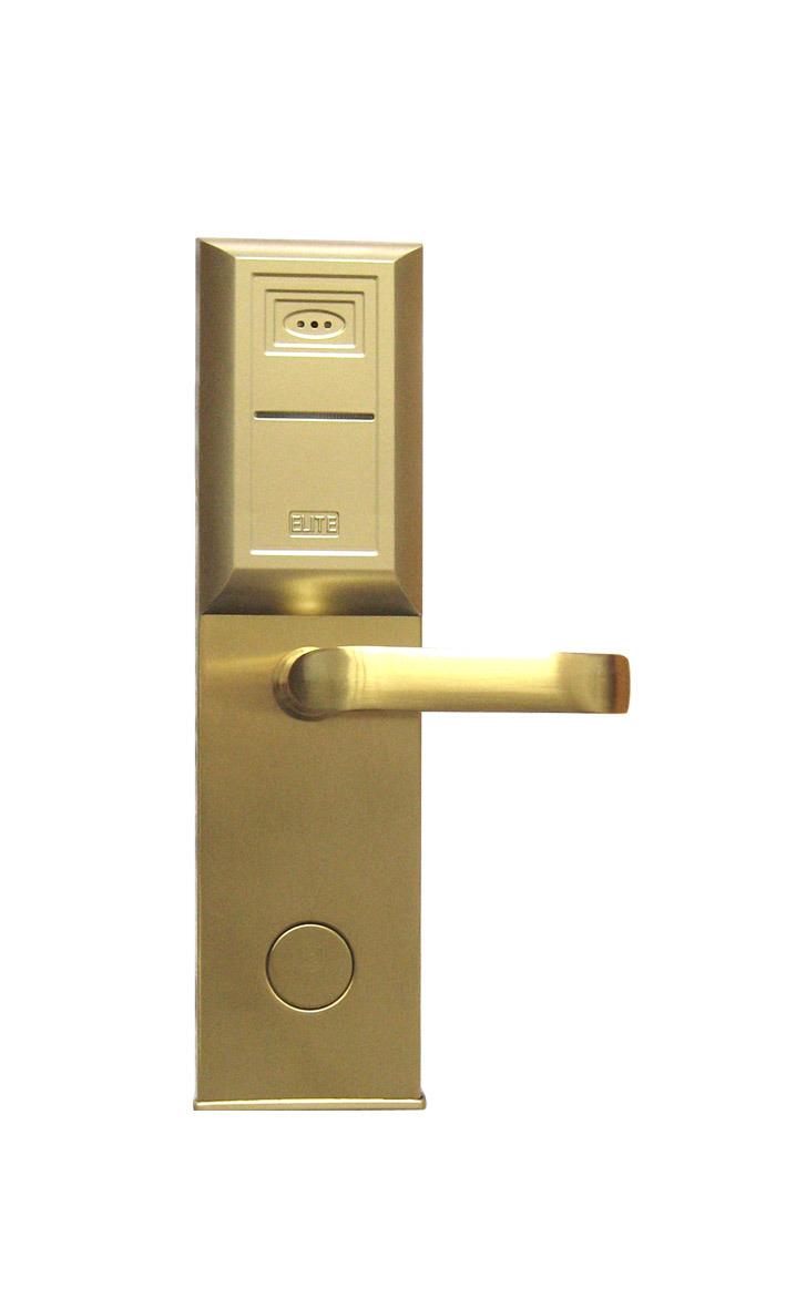 China CE Approved RFID Card Door Lock (EL216BB-FC) - China ...