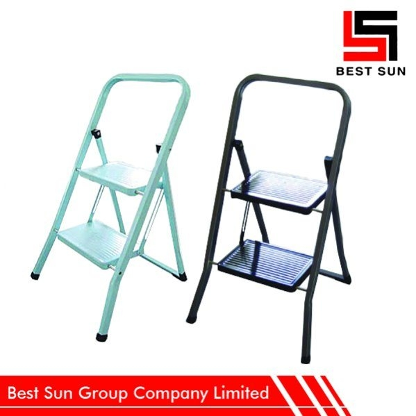 China Home Depot Steel Foot Step Ladder China Foot Ladder And | Metal Steps Home Depot | Roofing | Galvanized Steel | Step Stool | Gorilla Ladders | Wrought Iron Railings