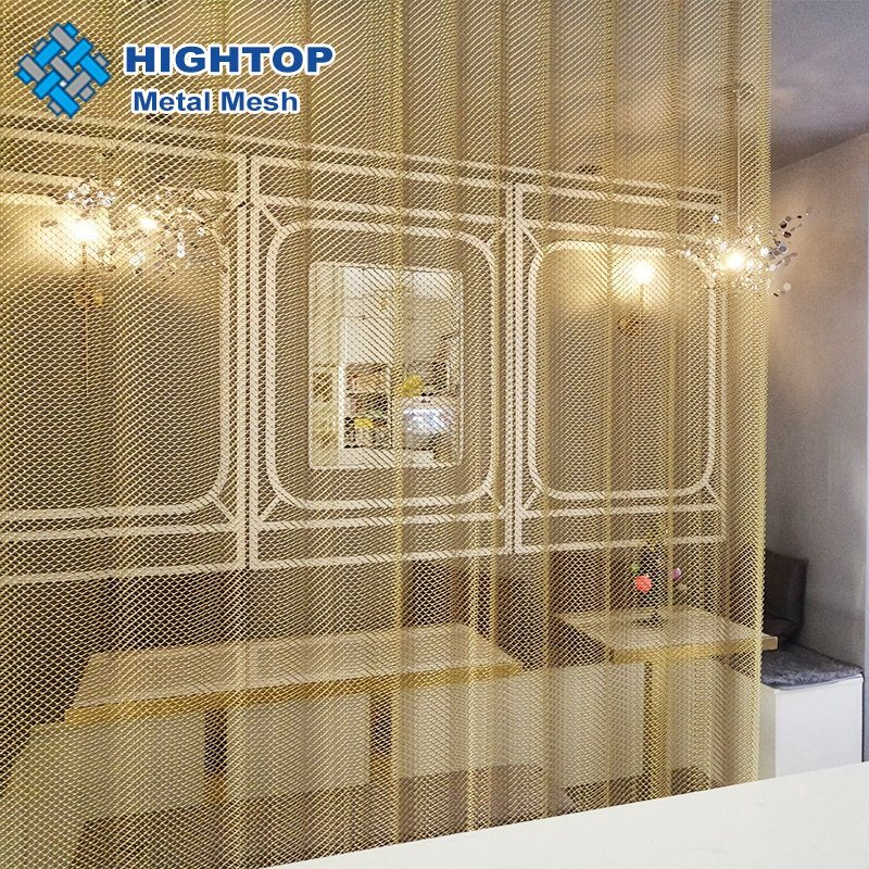 hot item hanging colors aluminum chain link curtain for room divider