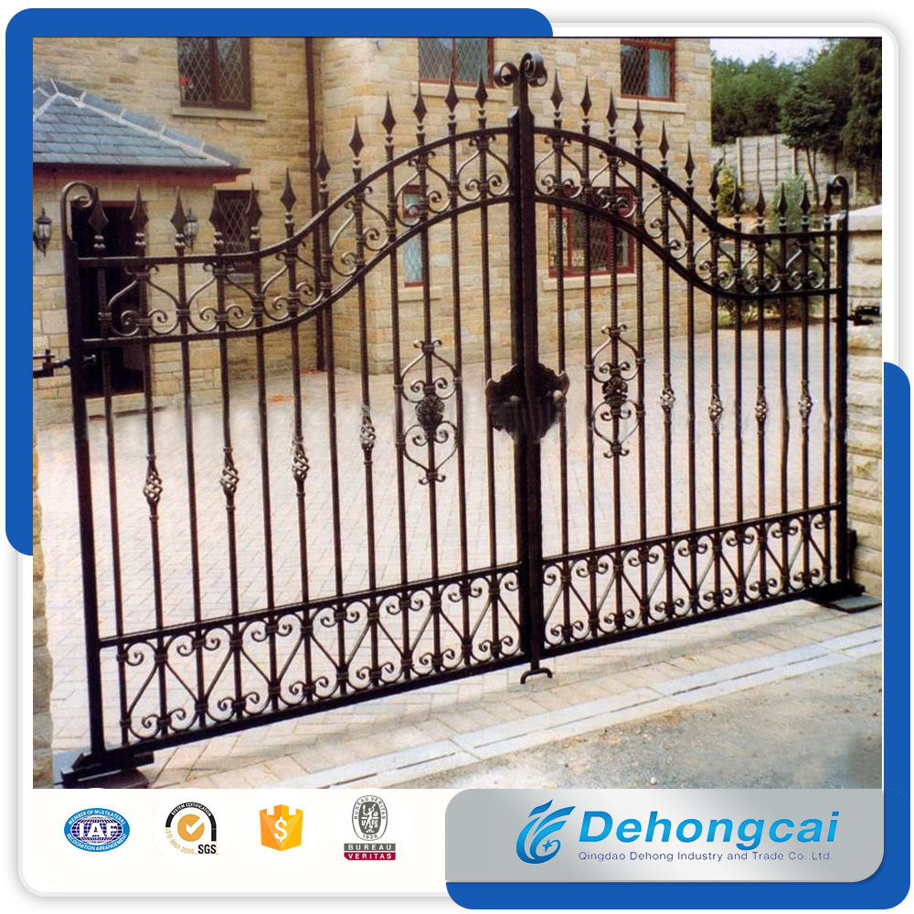 China Factory Wholesale Used Beautiful House Main Wrought ... on Iron Get Design  id=53109
