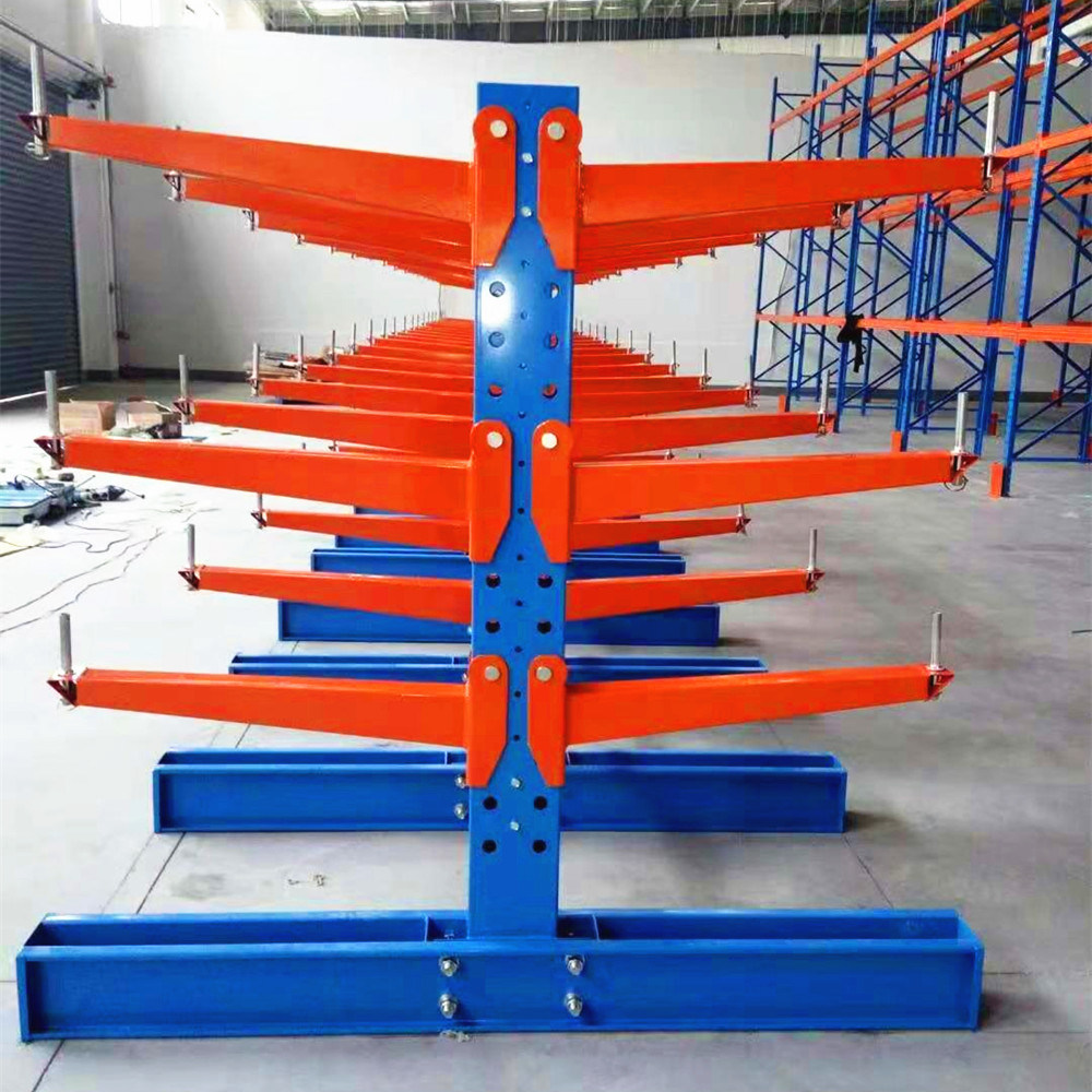 hot item pipe storage warehouse heavy duty cantilever rack
