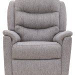 Hot Item Ergonomic Lounge Fabric Manual Massage Recliner Sofa Chair Ls 80007