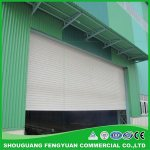 Hot Item Doors And Windows Protective Roller Shutters With Powder Coated Many Colors