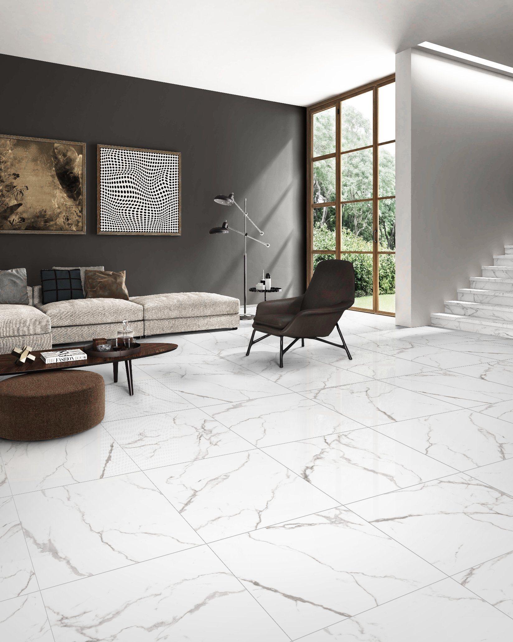 random patterns carrara porcelain floor