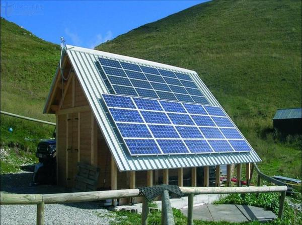 China Residential Solar Power System (SNS156P-220G ...
