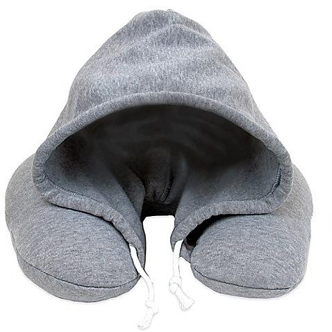 hot item snuggie hoodie travel neck pillow