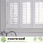 China Window Wood Shutters Plantation Vinyl Shutters For Bedroom Window Decoration China Shutters Window Shutters