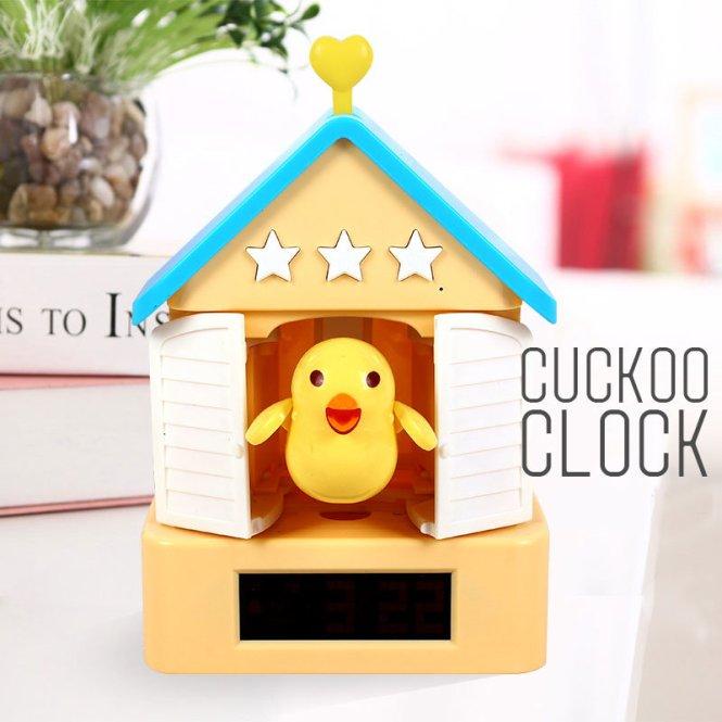 Cuckoo Alarm Clock Unique Alarm Clock