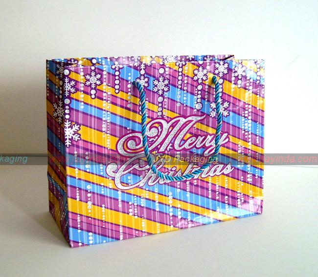 Christmas Gift Bag (09 Xmas-02)