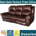 Hot Item High Quality Factory Wholesale Price Modern Leather Recliner Sofa K15