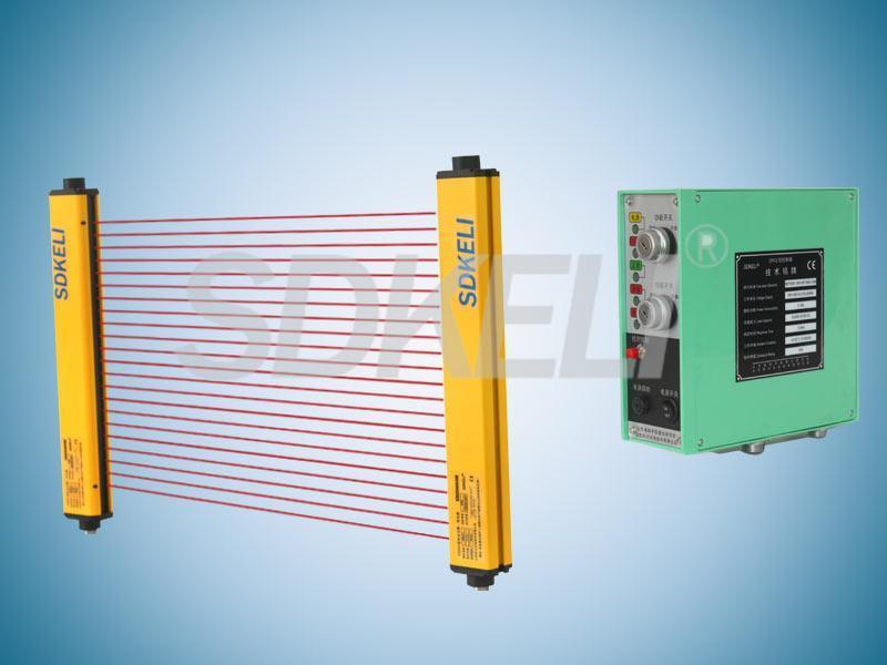 safety light curtain photoelectric sensor