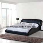 China Divan Bedroom Set Modern Italian Leather King Size Bed Frame China Soft Bed Bed Set