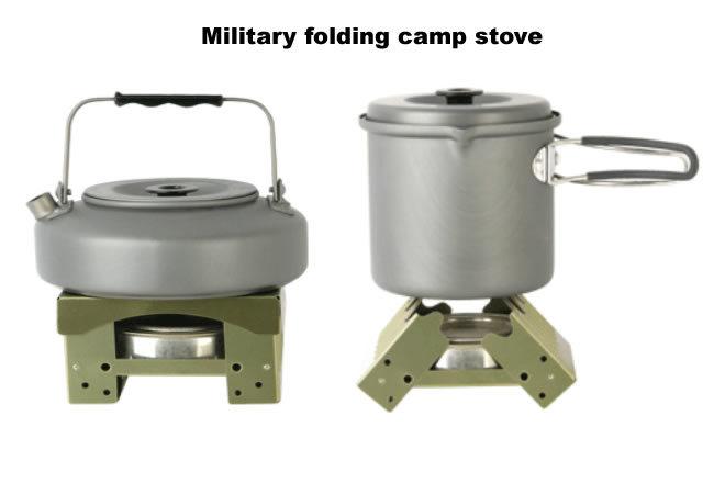 Military Yukon Tent Stoves