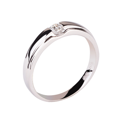 China 925 Silver Ring With Diamond 106 23 China