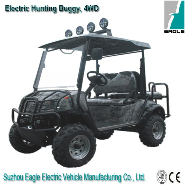 China Electric Sports Utility Vehicle 4WD Hunting Buggy ...