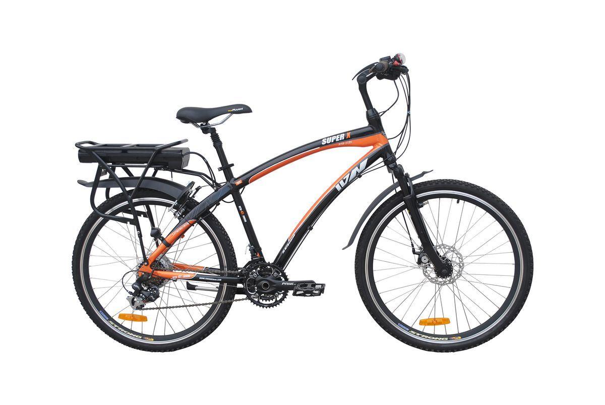 China Mountain Electric Bike Ln26m01